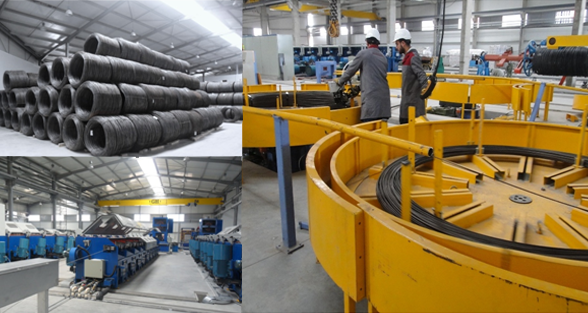 Steel wire manufacturer in Tunisia, Middle east, Europe, South ...