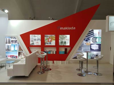 Maklada participe au salon international du b timent for Salon du batiment casablanca